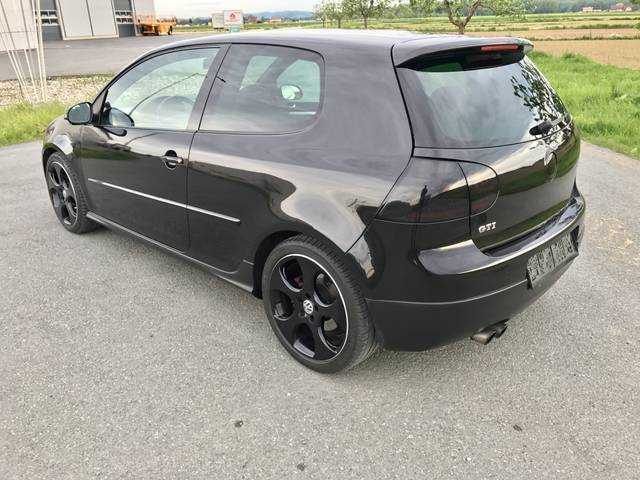 verkauft vw golf gti 2 0 gebraucht 2005 km in. Black Bedroom Furniture Sets. Home Design Ideas