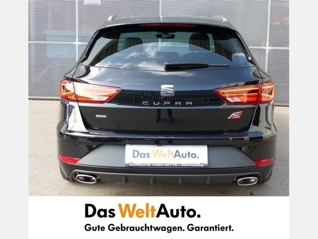 verkauft seat leon st cupra 300 tsi ds gebraucht 2017 11 km in wien. Black Bedroom Furniture Sets. Home Design Ideas