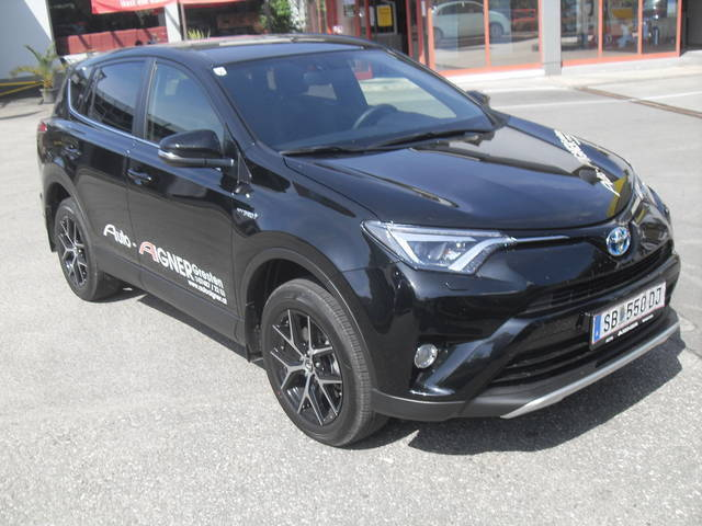 verkauft toyota rav4 2 5 hybrid lounge gebraucht 2016 km in gresten. Black Bedroom Furniture Sets. Home Design Ideas