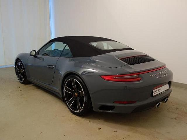 verkauft porsche 911 carrera 4s cabrio gebraucht 2016 km in salzburg. Black Bedroom Furniture Sets. Home Design Ideas