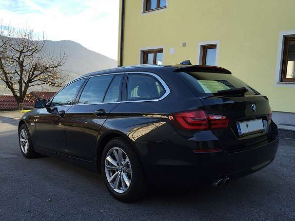 verkauft bmw 520 5er reihe d touring v gebraucht 2013 km in innsbruck. Black Bedroom Furniture Sets. Home Design Ideas
