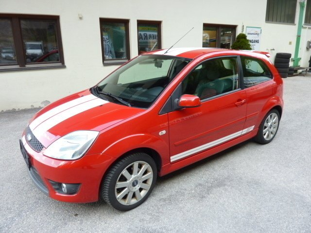 verkauft ford fiesta st 2 0 gebraucht 2005 km in reith i alpbachtal. Black Bedroom Furniture Sets. Home Design Ideas