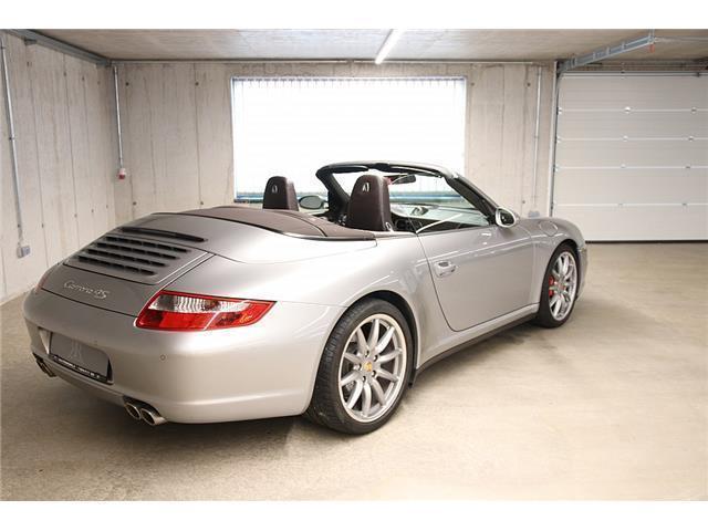 verkauft porsche 911 997 4s cabrio gebraucht 2007 km in unterweitersdorf. Black Bedroom Furniture Sets. Home Design Ideas