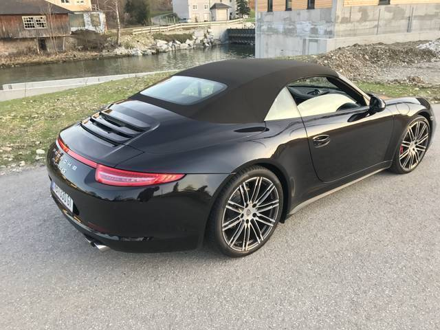 verkauft porsche 911 carrera 4s cabrio gebraucht 2015 9. Black Bedroom Furniture Sets. Home Design Ideas