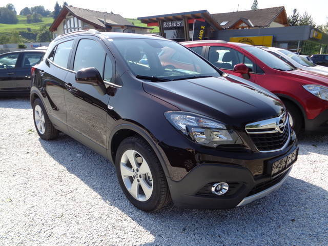 verkauft opel mokka 1 6 cdti edition a gebraucht 2017 km in neumarkt. Black Bedroom Furniture Sets. Home Design Ideas