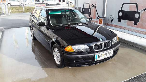 verkauft bmw 320 3er reihe e46 d kombi gebraucht 2000 km in wolfsberg. Black Bedroom Furniture Sets. Home Design Ideas