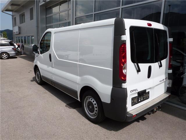 verkauft opel vivaro kastenwagen l1h1 gebraucht 2009 km in reutte. Black Bedroom Furniture Sets. Home Design Ideas