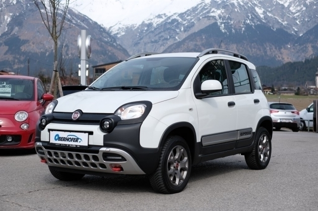 117 gebrauchte fiat panda cross fiat panda cross gebrauchtwagen. Black Bedroom Furniture Sets. Home Design Ideas