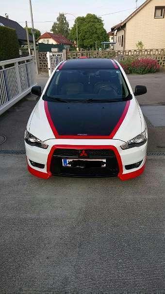 Verkauft Mitsubishi Lancer 1 8 Instyle Gebraucht 2009 75 000 Km In Marchtrenk