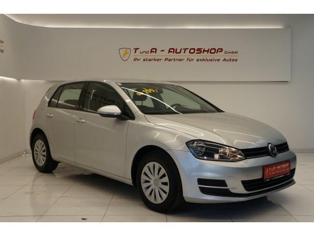 Verkauft Vw Golf Vii 1 6 Tdi Tempomat Gebraucht 2013 125 000 Km