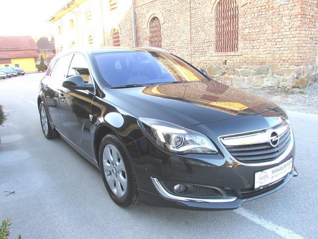 Verkauft Opel Insignia ST 1,6 CDTI Eco., gebraucht 2015, 26.800 km ...