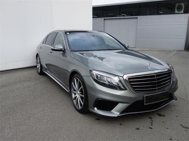 Verkauft Mercedes S63 Amg S Klasseamg Gebraucht 2013 35 133 Km