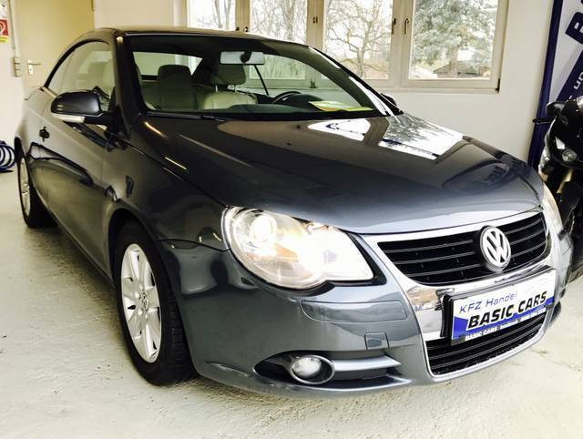 verkauft vw eos 2 0 fsi gebraucht 2006 km in hall in tirol. Black Bedroom Furniture Sets. Home Design Ideas