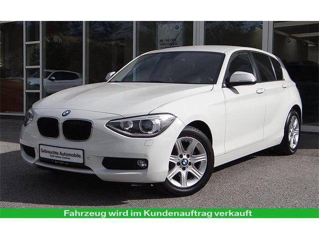 verkauft bmw 116 d gebraucht 2014 km in imst. Black Bedroom Furniture Sets. Home Design Ideas