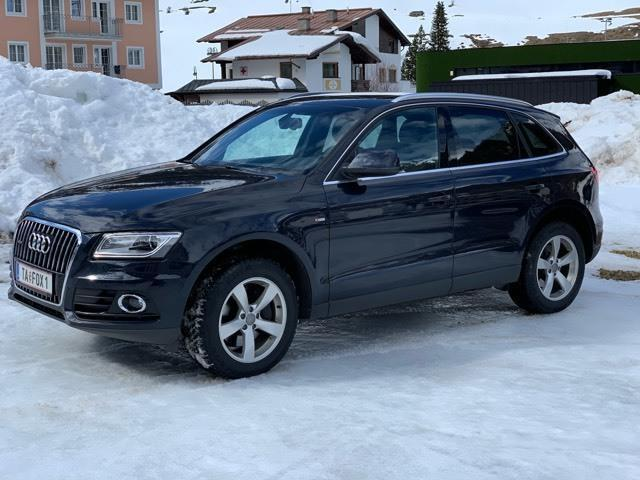 audi q5 3 0 benzin 272 ps 2014 autouncle. Black Bedroom Furniture Sets. Home Design Ideas