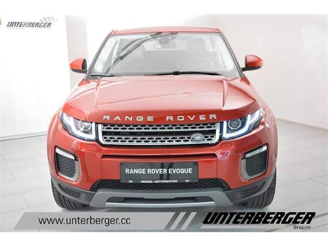 verkauft land rover range rover evoque gebraucht 2017 km in innsbruck. Black Bedroom Furniture Sets. Home Design Ideas