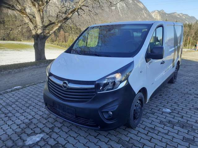 gebraucht 2014 opel vivaro 1 6 diesel 116 ps 6330 kufstein autouncle. Black Bedroom Furniture Sets. Home Design Ideas