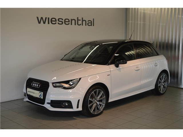 verkauft audi a1 a1 sportback gebraucht 2014 km in wien. Black Bedroom Furniture Sets. Home Design Ideas