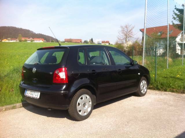 verkauft vw polo 1 2 gebraucht 2003 km in bergheim. Black Bedroom Furniture Sets. Home Design Ideas