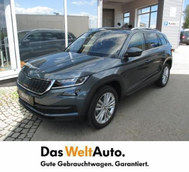 verkauft skoda kodiaq 2 0 tdi scr styl gebraucht 2017. Black Bedroom Furniture Sets. Home Design Ideas