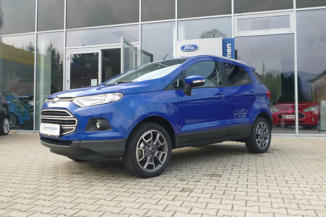 verkauft ford ecosport 1 0 ecoboost tr gebraucht 2017 km in texing. Black Bedroom Furniture Sets. Home Design Ideas