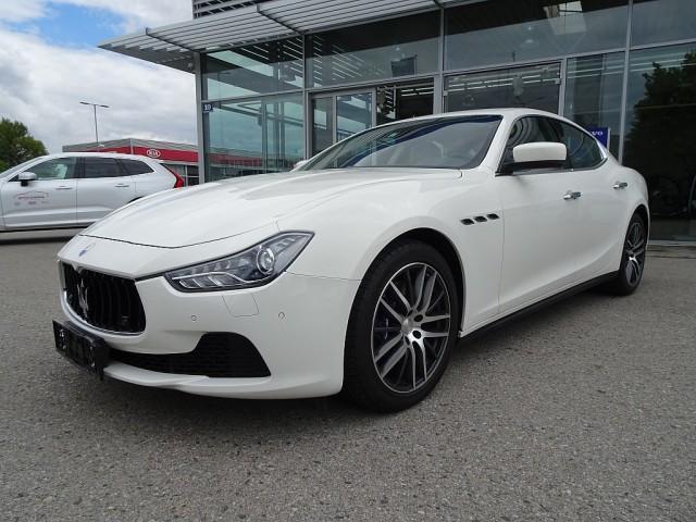 Verkauft Maserati Ghibli S Q4 Sportwag Gebraucht 2013 85 000 Km