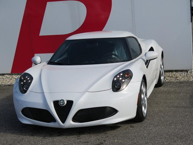 verkauft alfa romeo 4c gebraucht 2016 0 km in steyregg autouncle. Black Bedroom Furniture Sets. Home Design Ideas
