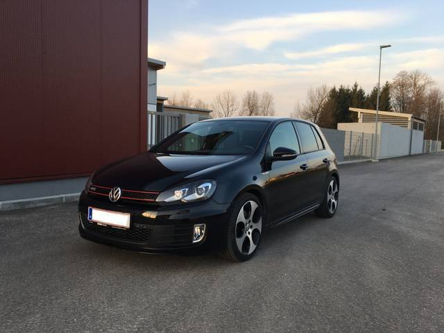verkauft vw golf gti 2 0 gebraucht 2009 km in kilb. Black Bedroom Furniture Sets. Home Design Ideas
