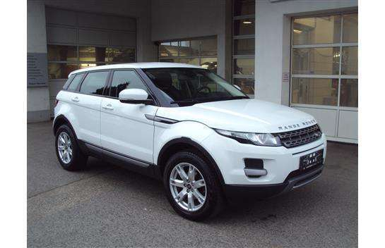 verkauft land rover range rover evoque gebraucht 2012 km in strasshof. Black Bedroom Furniture Sets. Home Design Ideas