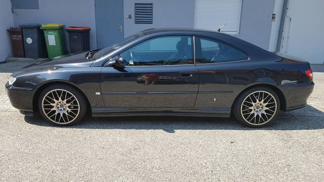 verkauft peugeot 406 coupe 2 2 hdi ult gebraucht 2004 km in weiz. Black Bedroom Furniture Sets. Home Design Ideas