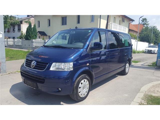 verkauft vw caravelle t5 2.5 tdicomfor., gebraucht 2008, 164.710 km