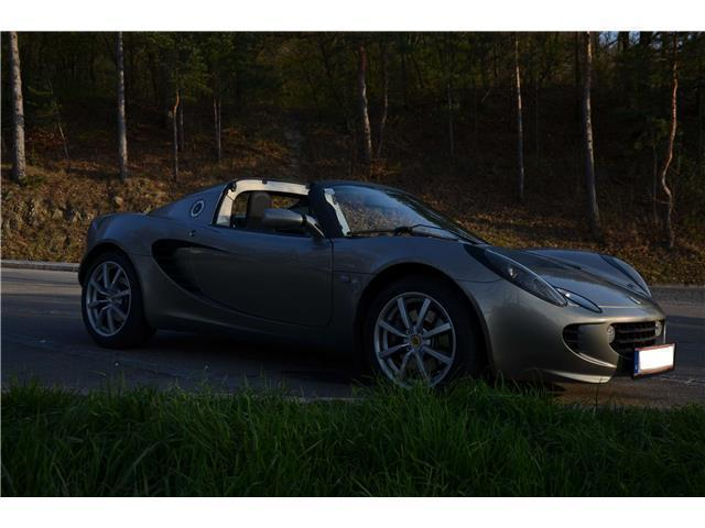 verkauft lotus elise 111 s gebraucht 2005 km in. Black Bedroom Furniture Sets. Home Design Ideas