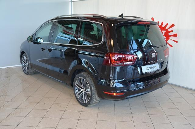verkauft seat alhambra fr tdi 4drive gebraucht 2017 300. Black Bedroom Furniture Sets. Home Design Ideas