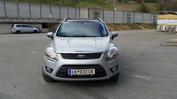 verkauft ford kuga diesel allrad 2 0 gebraucht 2009. Black Bedroom Furniture Sets. Home Design Ideas