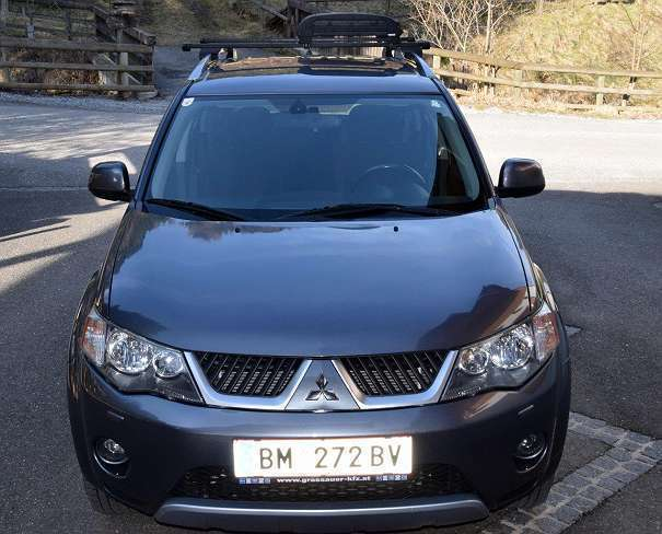 verkauft mitsubishi outlander outlande gebraucht 2008 km in kapfenberg. Black Bedroom Furniture Sets. Home Design Ideas