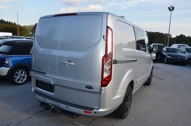 verkauft ford custom transitdk 2 2 tdc gebraucht 2014 km in weiz. Black Bedroom Furniture Sets. Home Design Ideas