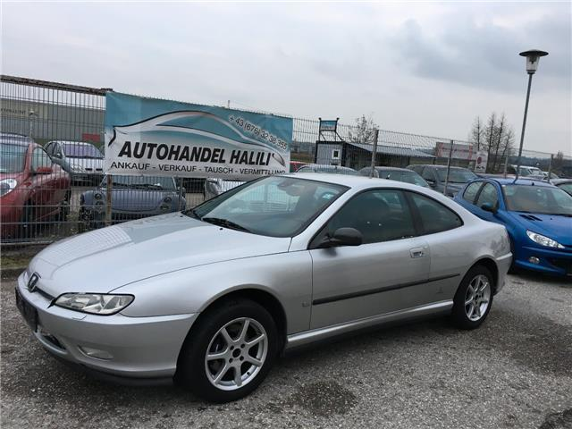gebraucht exclusive 2 2 hdi leder peugeot 406 coupe 2001 km in marchtrenk. Black Bedroom Furniture Sets. Home Design Ideas