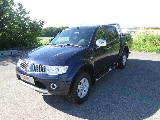 verkauft mitsubishi l200 triton gebraucht 2012 km in feldkirch. Black Bedroom Furniture Sets. Home Design Ideas
