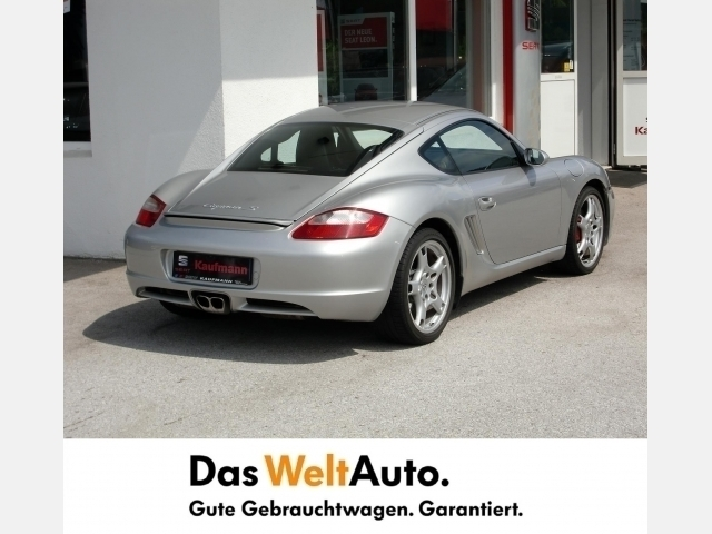 verkauft porsche cayman s 3 4 gebraucht 2006 km in kirchdorf. Black Bedroom Furniture Sets. Home Design Ideas