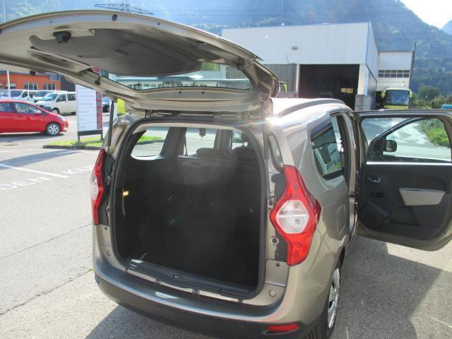 verkauft dacia lodgy ambiance dci 90 gebraucht 2013 km in rankweil. Black Bedroom Furniture Sets. Home Design Ideas