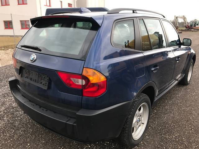verkauft bmw x3 2 0d gebraucht 2005 km in marchtrenk. Black Bedroom Furniture Sets. Home Design Ideas