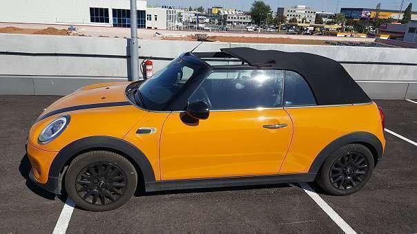 verkauft mini cooper cabriolet cabrio gebraucht 2016 8. Black Bedroom Furniture Sets. Home Design Ideas