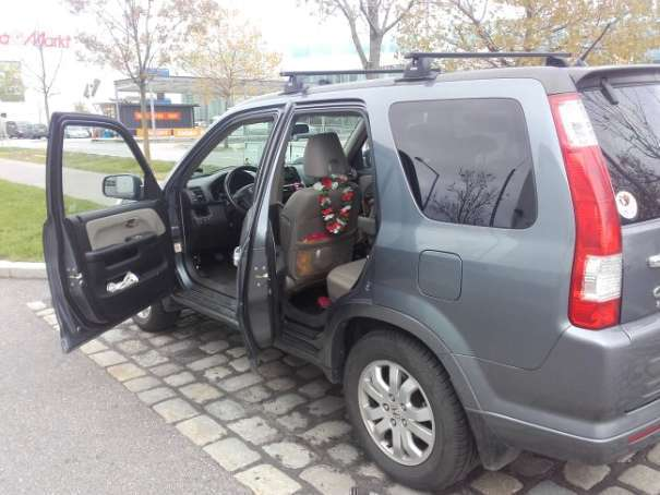 verkauft honda cr v 2 2 ictdi suv ge gebraucht 2005 km in wien. Black Bedroom Furniture Sets. Home Design Ideas