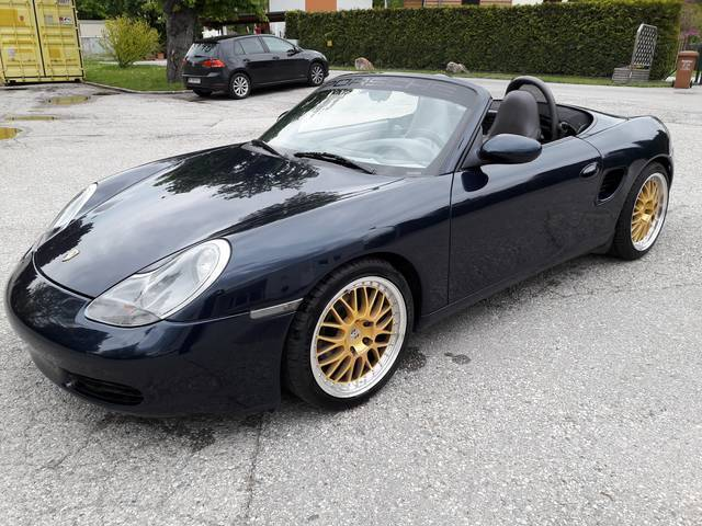 verkauft porsche boxster boxster986 2 gebraucht 1997 km in ebergassing. Black Bedroom Furniture Sets. Home Design Ideas