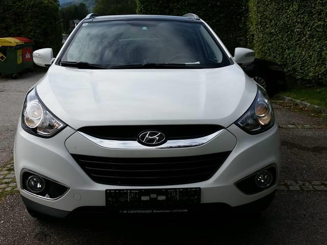 gebraucht 2 0 crdi premium 4wd hyundai ix35 2012 km in gmunden. Black Bedroom Furniture Sets. Home Design Ideas