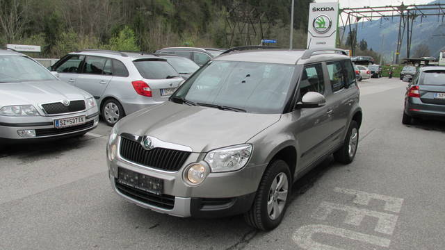 verkauft skoda yeti 4x4 ambition a 2 0 gebraucht 2011. Black Bedroom Furniture Sets. Home Design Ideas