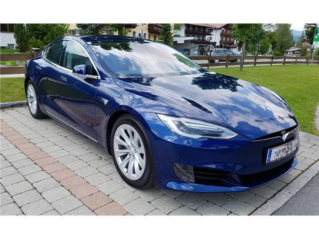 verkauft tesla model s 75d mit batter gebraucht 2017. Black Bedroom Furniture Sets. Home Design Ideas