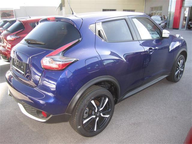 Gebraucht 1 2dig n co nissan juke 2017 km 15 in brunn for Nissan juke violett
