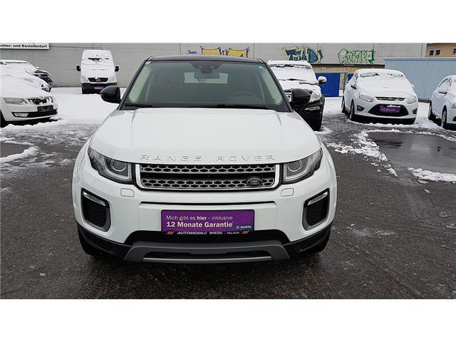 verkauft land rover range rover evoque gebraucht 2016 km in villach. Black Bedroom Furniture Sets. Home Design Ideas