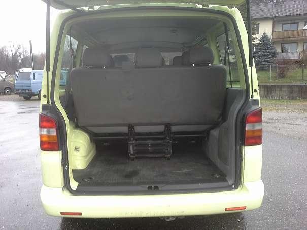 verkauft vw transporter transporter t5 gebraucht 2003. Black Bedroom Furniture Sets. Home Design Ideas